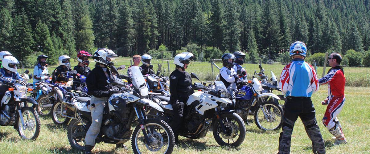 MotoVentures Motorcycle Training Riders